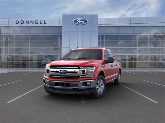 Donnell Ford Boardman >> New 2019 Ford F-150 XLT for sale at Donnell Ford| VIN:1FTEW1EP4KFC98438