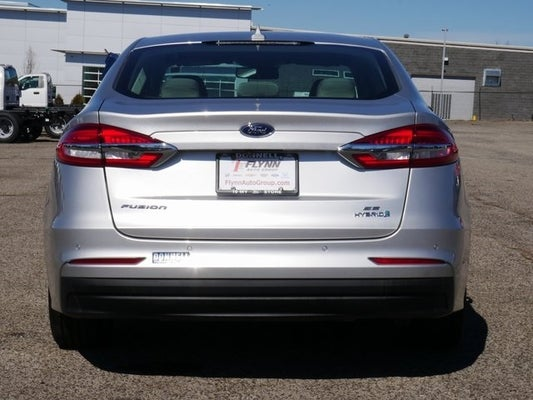 Donnell Ford Boardman >> New 2019 Ford Fusion Hybrid for sale | Boardman, OH | 8829
