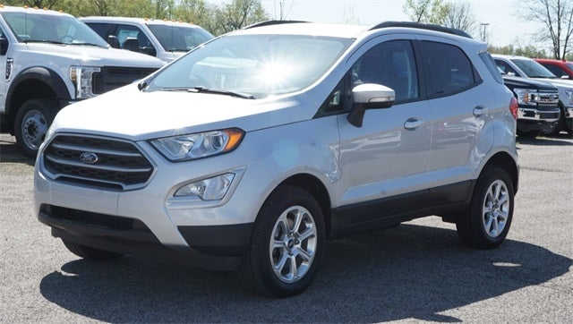 Donnell Ford Boardman >> New 2018 Ford EcoSport SE for sale at Donnell Ford| VIN:MAJ6P1UL5JC214035